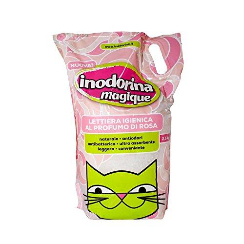 Inodorina Bag Magique Profumo di Rosa kg. 2.5