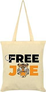 Free Joe Campaign Tote Bag Cream
