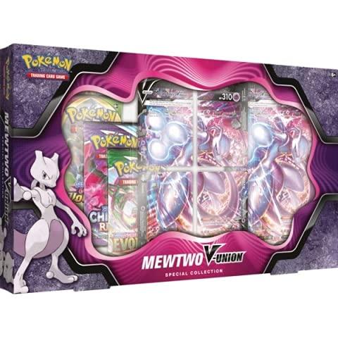 GCC MewTwo-V Union - Collection spéciale Pokémon (ENG)