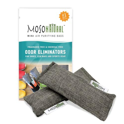 Moso Natural Mini 50g Air Purifying bag, 1-Pack (2 Total), 2 Count