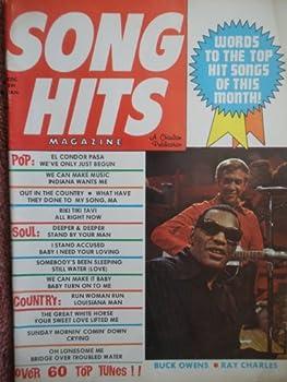 Song Hits Magazine January 1971 Ray Charles & Buck Owens  Song Hits Magazine 35-59