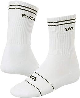 RVCA Union Skate Socks - White