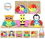 Toddler Toys for 1 2 3 Year Old Girls Boys,Toddler Puzzles Toy for 1 Year Old Girl Birthday...
