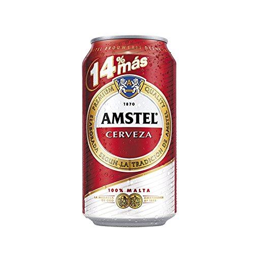 Amstel Cerveza - 24 Latas