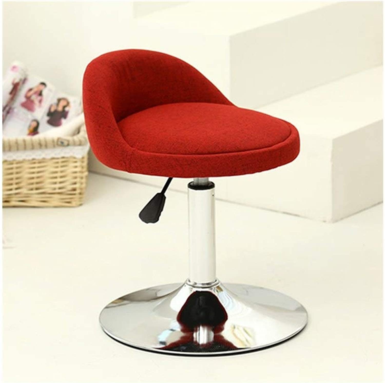 Bar Chair Lift Chair Lounge Chair high Stool Front bar Restaurant Office Chair FENPING (color   C)