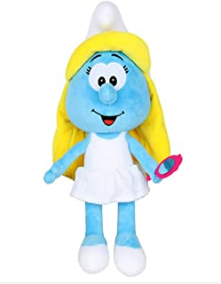 Smurfs Smurfette, Stuffed Animals Plush Toy Cute Gift for Kids Room Decoration 15
