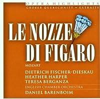 Opera Highlights: Le Nozze Di Figaro by Mozart