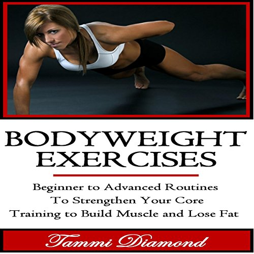 Bodyweight Exercises audiobook cover art