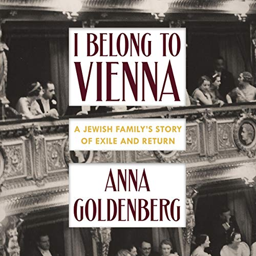 I Belong to Vienna cover art