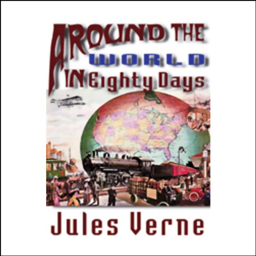 Around the World in Eighty Days copertina