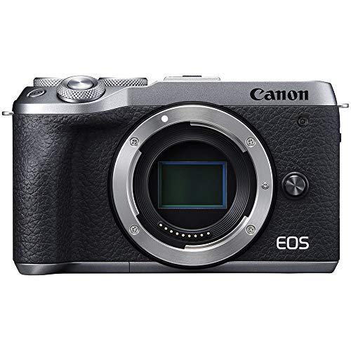 Canon Mirrorless Camera [EOS M6 Mark II](Body)