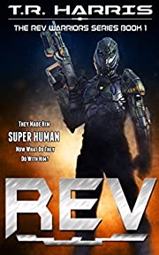 REV (REV Warriors Series Book 1)