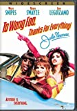 To Wong Foo Thanks for Everything Julie [DVD] [1995]...