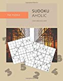 SUDOKU AHOLIC THE PUZZLE: 2020 Large Format Printing And Big Book Of Funster Brain Game - A Classic Variety Math Crossword Puzzles With 4 Levels From ... Fun For A Gammer Activities Or Hobbies Lovers