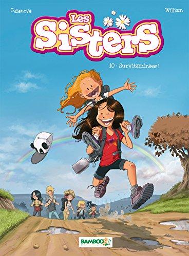 Les Sisters - tome 10 - Survitaminées !
