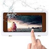 Soporte para teléfono de Ducha, Estuche Impermeable y antivaho para teléfono Celular para Reproducir teléfonos celulares / Ver películas en el baño