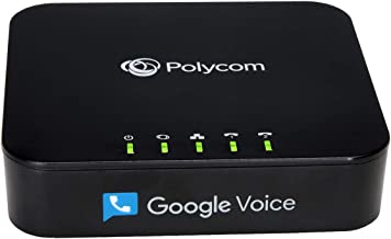 Obihai OBi202 2-Port VoIP Phone Adapter with Google Voice and Fax Support for Home and SOHO Phone Service, Black photo