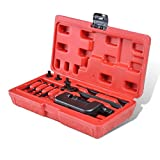 VIDAXL 210144 - Juego de herramientas Multicolor