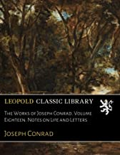 joseph conrad notes on life and letters