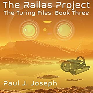 The Railas Project cover art
