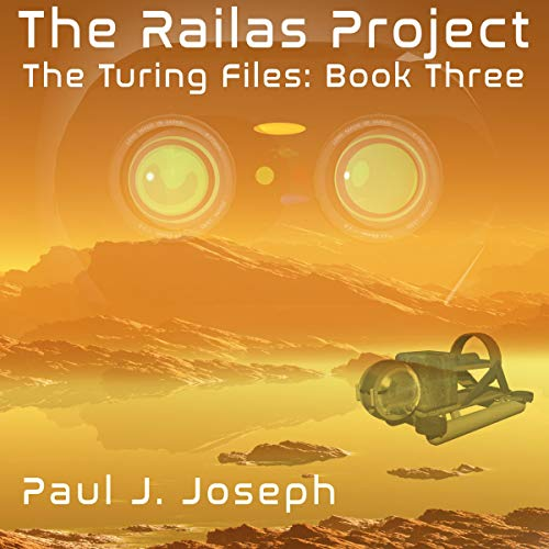 The Railas Project audiobook cover art