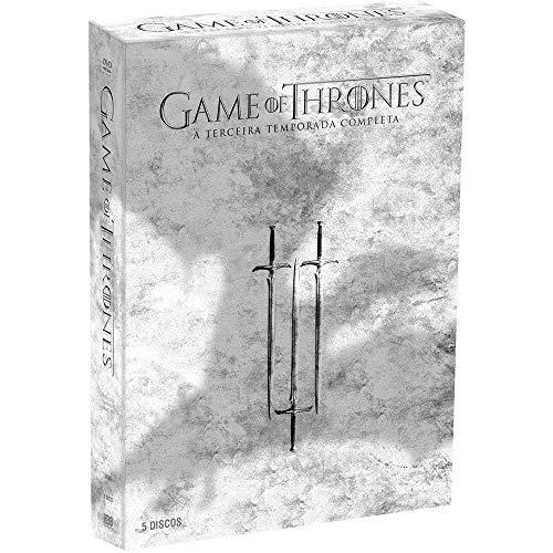 Game Of Thrones: 3ª Temporada Completa