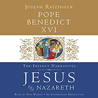 Jesus of Nazareth: The Infancy Narratives cover art