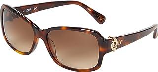 نظارات شمسية للنساء من دي في اف، بني، 135 ملم - Dvf592S Faith-228 5716