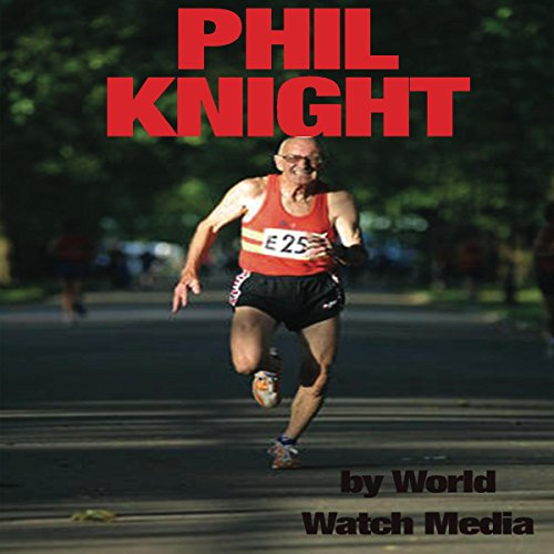 Phil Knight audiobook cover art