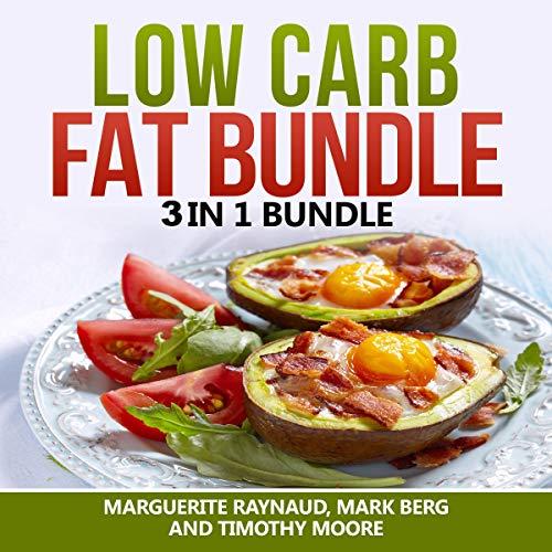 Low Carb Fat Bundle: 3 in 1 Bundle cover art
