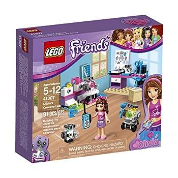 LEGO Friends Olivia s Creative Lab 41307 Building Kit