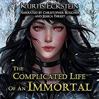 Page de couverture de The Complicated Life of an Immortal