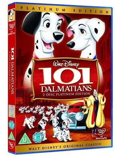 101 Dalmatians - Platinum Edition [Import anglais]