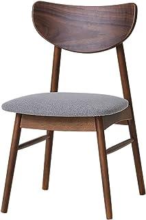 ISSEIKI ダイニングチェア (ミディアムブラウン)(ストーングレー)【完成品】CLONE DINING CHAIR (RW-MBR-SGY) リビング家具 木製 インテリア 椅子