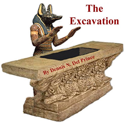 The Excavation audiobook cover art