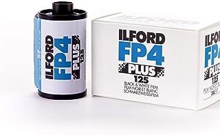 Ilford FP4 Plus - Carrete de 24 Exposiciones Película analógica blanco y negro