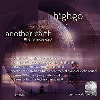 Another Earth (The Remixes E.P.)
