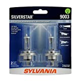 Sylvania 9003ST.BP2 (also fits H4) SilverStar High...