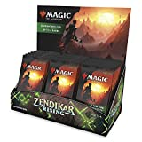 Magic The Gathering MTG - Zendikar Rising Set Booster Display (30 Packs) - English