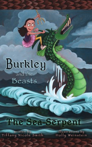 Burkley and the Beasts: The Sea Serpent (English Edition)
