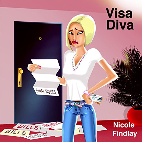 Visa Diva audiobook cover art