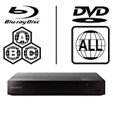 SONY BDP-S3700 Multi Zone Region-Free Blu Ray - DVD - CD Player