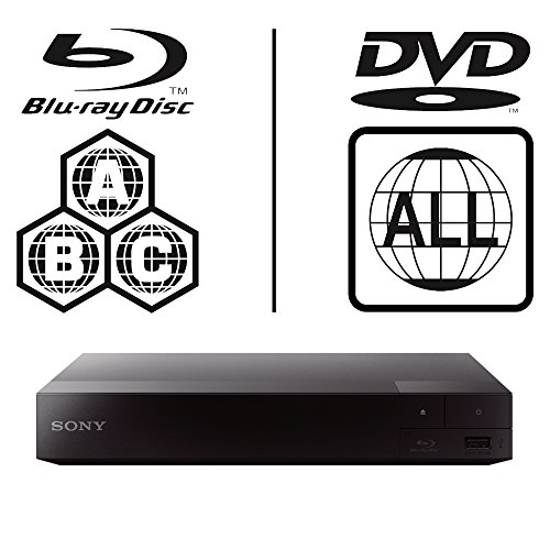 Sony BDP-S3700 Lecteur Multi Zone Region Code Free BLU Ray WI-FI - DVD - CD Player