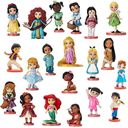 Disney Store Disney Animators\' Collection Mega-character Playset, Original Disney
