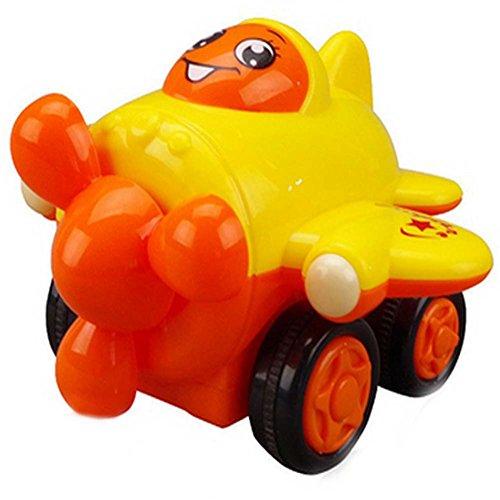 Avions- Wind-up Toy pour bébé / enfant / enfants (couleur aléatoire)