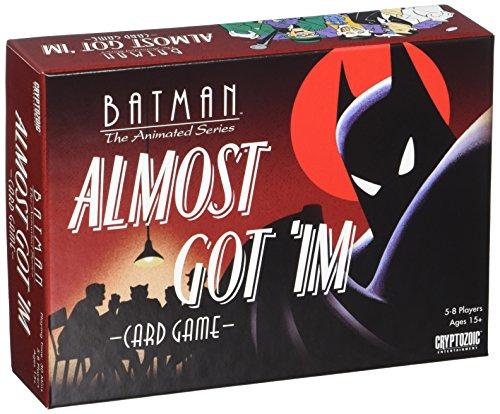 Unbekannt 'Crypt ozoic Entertainment cry02408–Gioco da Tavolo DC Batman: Almost Got 'im Card Game