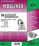 MX 10 - sacchetti per aspirapolvere - confezione da 10 sacchi carta