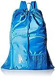 Speedo Unisex-Adult Deluxe Ventilator Mesh Equipment Bag , Imperial Blue