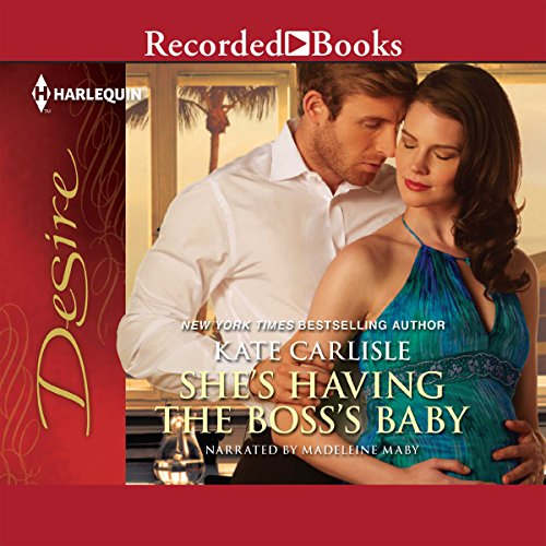 She's Having the Boss' Baby audiobook cover art