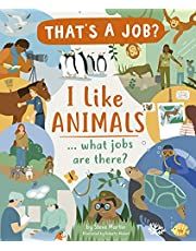I Like Animals ... what jobs are there? (That's A Job?)